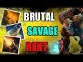 One Shot One Kill Brutal Savage REKT Dota 2 Ability Draft mp3
