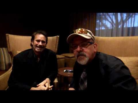 PZTV - Ray Gano Interviews David Heavener