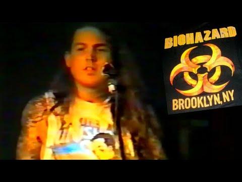 Biohazard - Östringen 11.11.1990