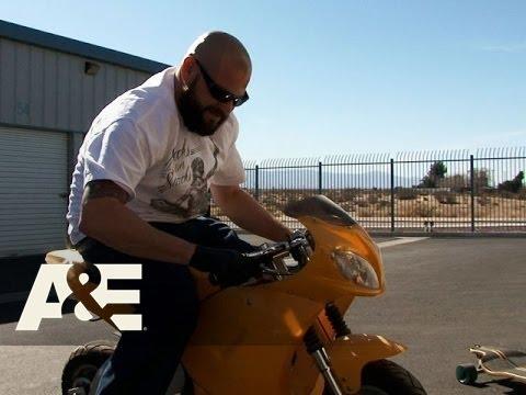 Storage Wars: Jarrod and Brandi's $1,300 Pocket Bike (Season 5, Episode 9)   A&E