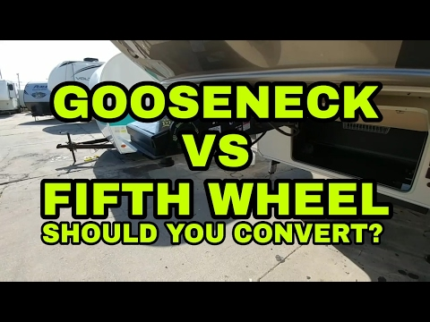 Ultimate Gooseneck vs Fifth wheel hitch for RV showdown