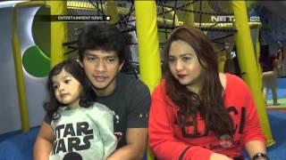 Iko Uwais dan Audy Ajak Sang Putri ke Bioskop untuk Pertama Kalinya