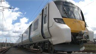 New Thameslink Trains Revealed