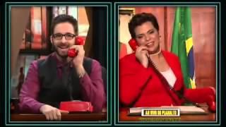 Dilma entrevista kid bengala