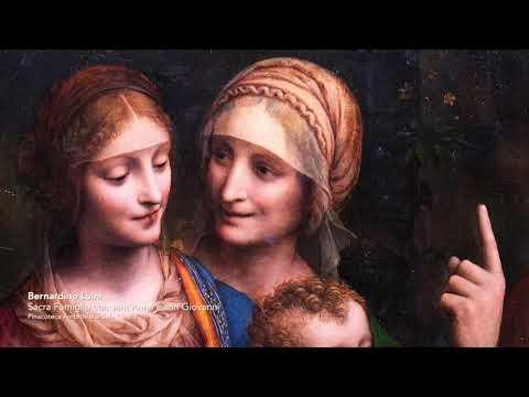 Ambrosiana. 20171130 « Luini in nuova luce ». Antoinedelaroche. HD