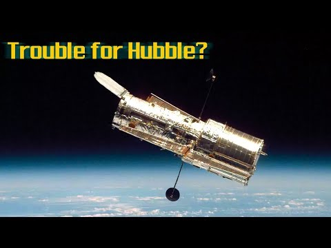 Trouble for Hubble: Hubble Is in Safe Mode After Another Gyroscope Failure.