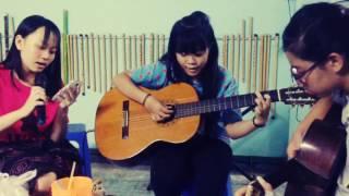 Giờ học đệm đàn guitar