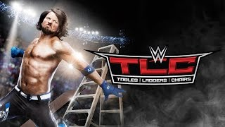 Wwe Tlc 2016 Full Show Hd Wwe Tlc Tables,ladders & Chairs 2k17
