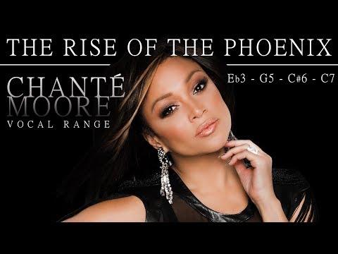 Chanté Moore's Vocal Range: The Rise of the Phoenix [Eb3-G5-C#6-C7]