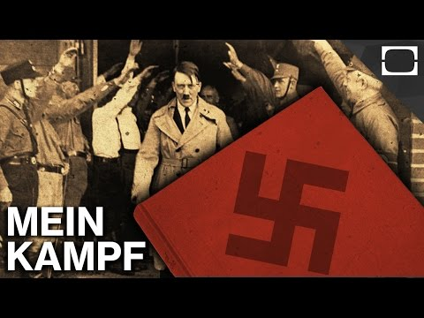 Why Germany Is Republishing Hitler's Mein Kampf