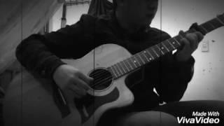 Thất tình (Trịnh Đình Quang) finger style guitar