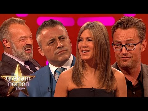 SO NORTON TOLD YOU LIFE WAS GONNA BE THIS WAY!  Best of FRIENDS on The Graham Norton