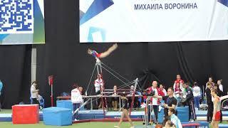 Voronin cup 2017/ Клименко Ксюша/ брусья