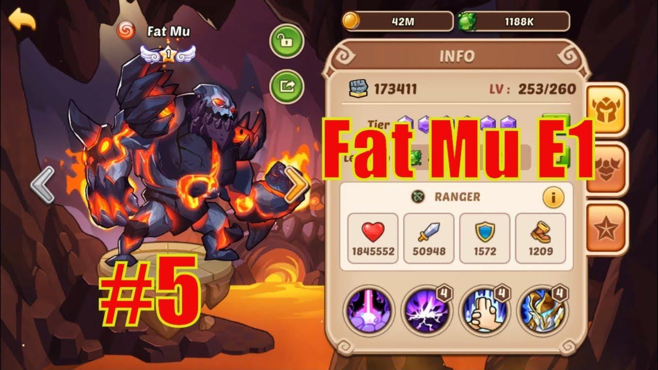 Idle Heroes Fat Mu