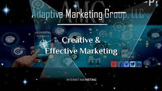 Adaptive Marketing Group, LLC Your Digital Solutions Marketing Agency