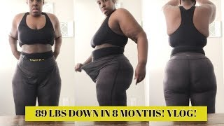 SPEND THE DAY WITH ME VLOG!| WHAT I EAT IN A DAY! 89 LBS DOWN IN 8 MONTHS WEIGHT LOSS JOURNEY