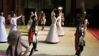 Таберик: Греческий танец. Сцена