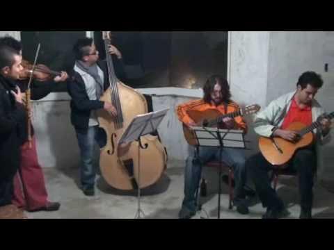 La Gran Barbarie - Minor swing