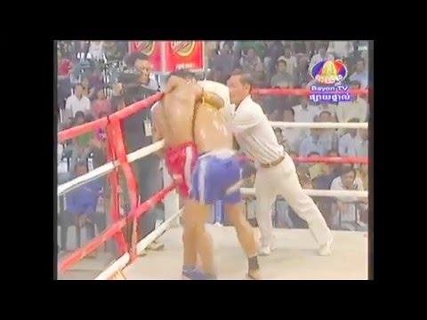 Roeurn Sophorn VS Phal Sophorn  Khmer Fight HD