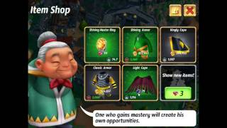 Royal Revolt 2 How to get PEARLS the new currency in game