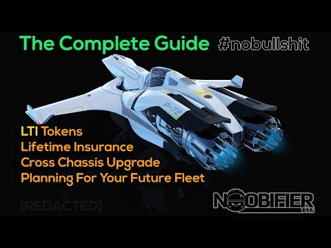 Complete Guide - LTI Tokens and CCUs - Planning Your Future Fleet - Star Citizen