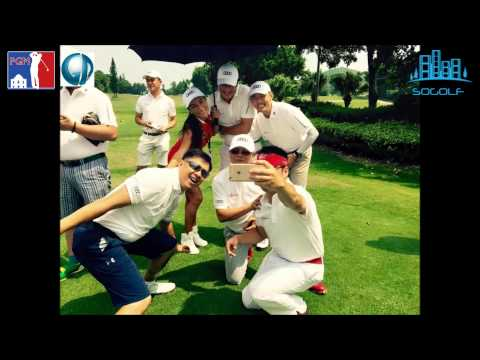 AUDI CUP 2015 HAPPY MACAU GOLF