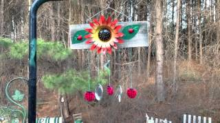Wind Chimes By Nancy Art