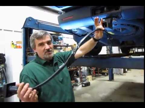 atlantic british presents: install a trailer wiring harness kit on an lr3