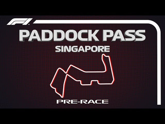 F1 Paddock Pass: Previewing the 2019 Singapore Grand Prix