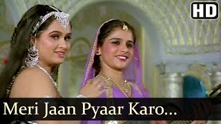 Pyaar Karo - Mithun Chakraborty - Padmini Kolhapure - Daata - Asha Bhosle - Best Hindi Songs