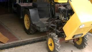 Мікро трактор
