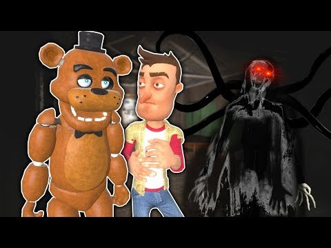 GHOST HUNT SURVIVAL IN MANSION! - Garry's Mod Roleplay Gameplay - Gmod Horror Map thumbnail