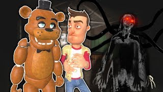 GHOST HUNT SURVIVAL IN MANSION! - Garry's Mod Roleplay Gameplay - Gmod Horror Map