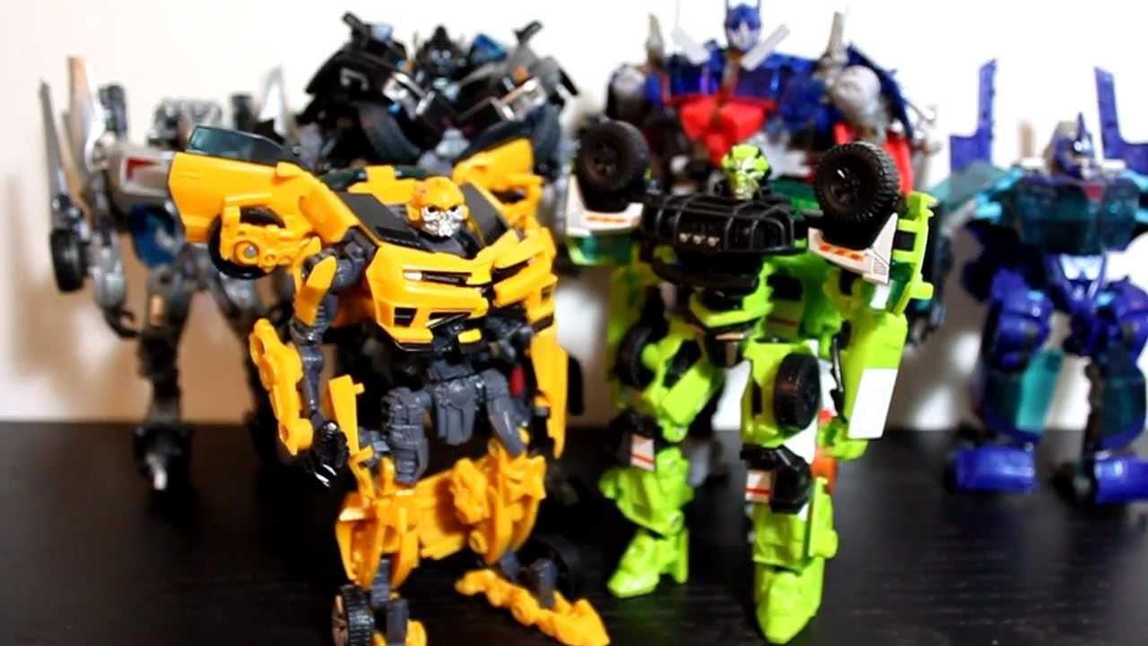 transformers dotm deluxe bumblebee
