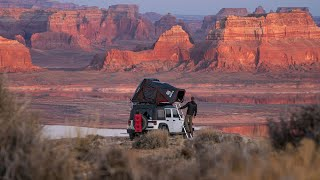 Epic Camp Spot iฑ Utah - Living out of my Jeep