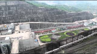 The Three Gorges Dam - China