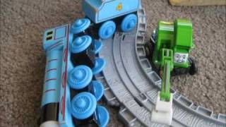 Thomas and Friends - Accidents will happen