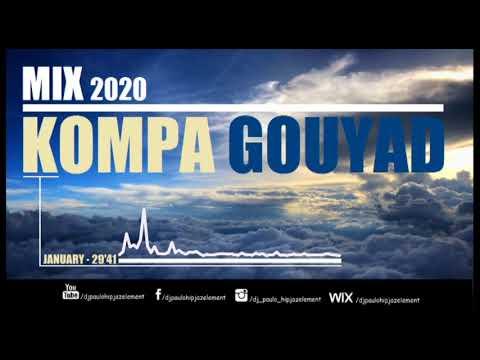 Dj Paulo - Kompa Gouyad (January 2020) -  29'41