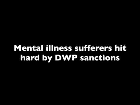 Mental illness sufferers hit by DWP sanctions [Your Voice - Dec 2015]