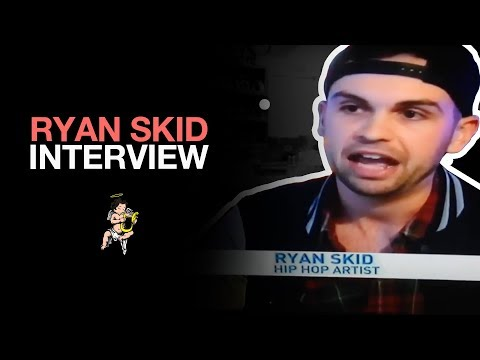 Ryan Skid Interview On WCHS TV (Charleston-Huntington, WV)