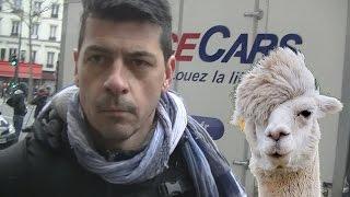 PARIS: UN FLIC CRACHE SUR UN JOURNALISTE DEVANT AMNESTY INTERNATIONAL