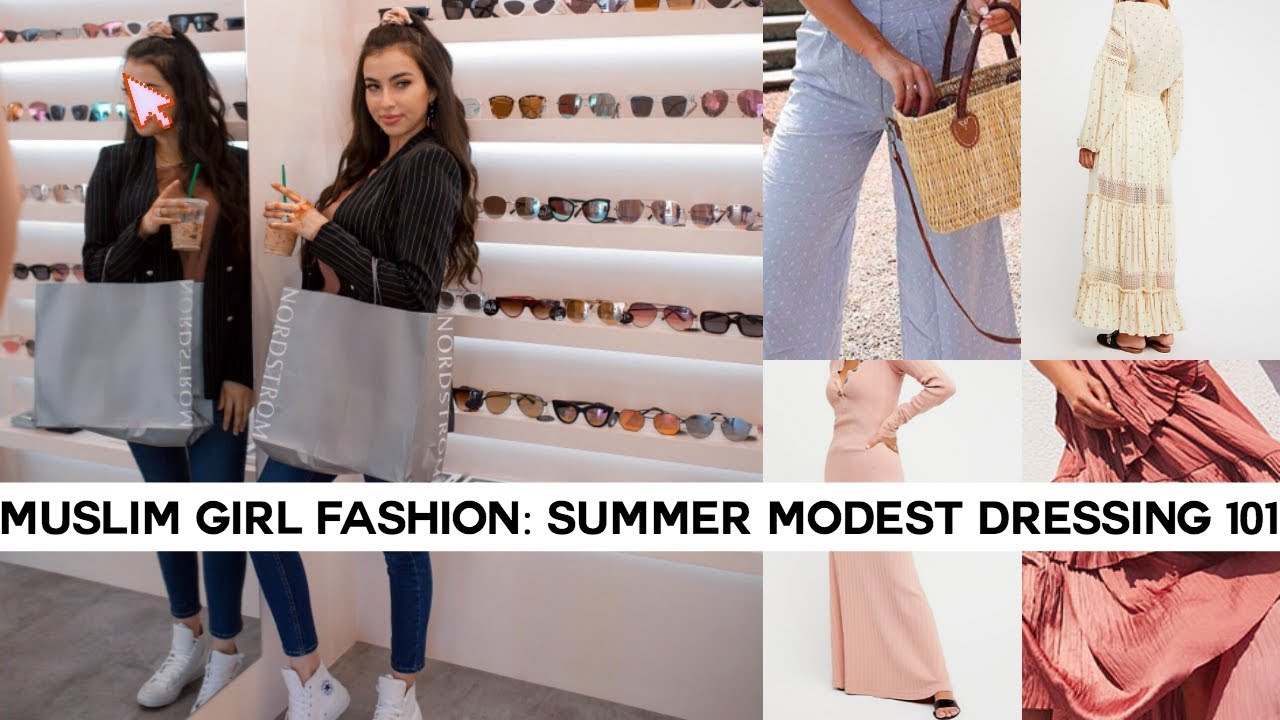 626d1b40dfe How to Dress Halal in the Summer