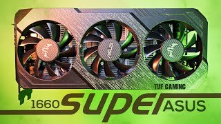 ASUS TUF 1660 Super Review + GIVEAWAY UPDATE!