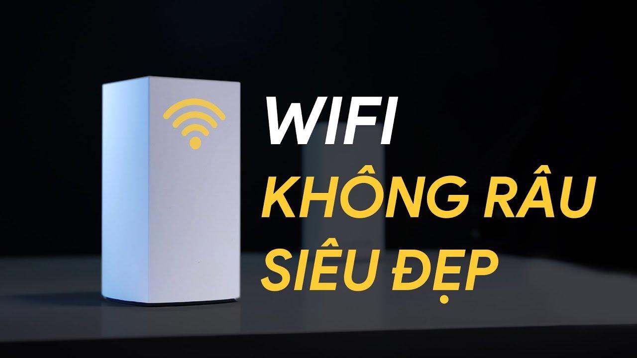 Bộ wifi KHÔNG RÂU phát xa nửa CÂY SỐ – Linksys Velop