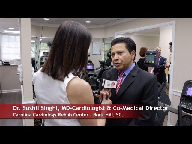 Carolina Cardiology Rehab Center Grand Open