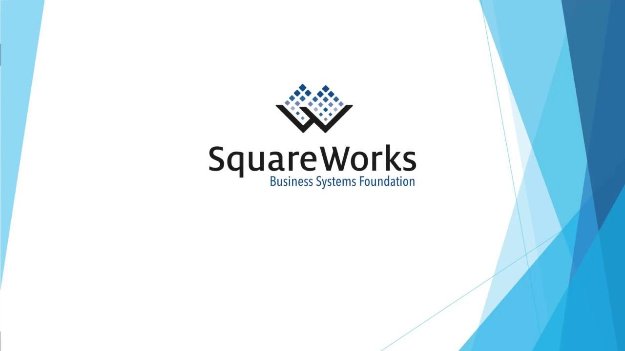 SquareWorks Check Printing Bundle for NetSuite Demo