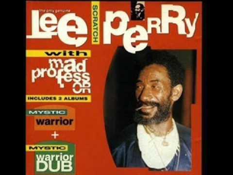 Lee Perry & Mad Professor - Broken Antennae