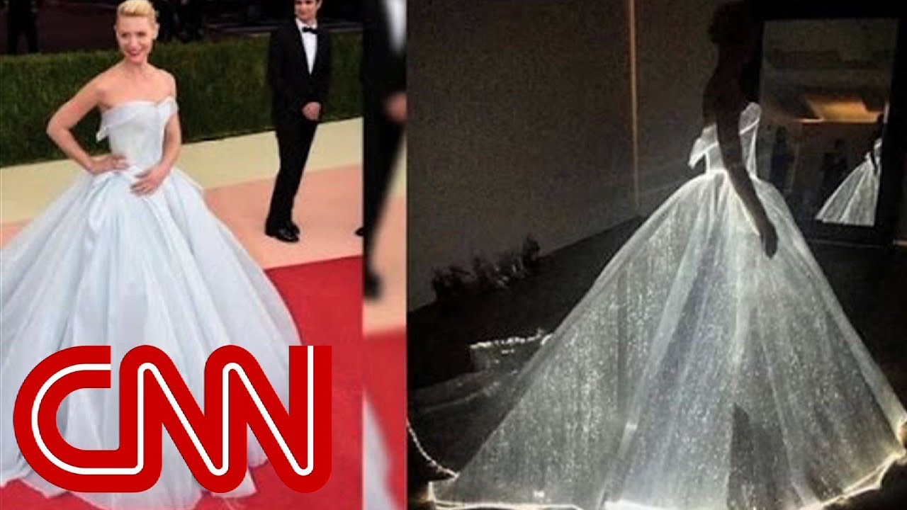 Claire Danes Dress The Brightest Star At Met Gala Youtube