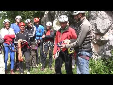Klettersteigset Anlegen Anleitung : Klettersteigset anlegen richtig