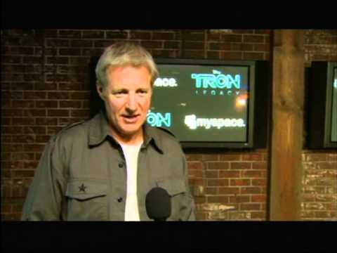 Bruce Boxleitner - Tron Legacy - MySpace Comic Con Party